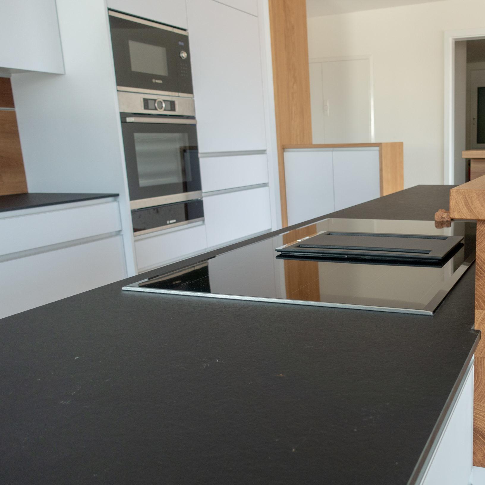 Bosch Kochfeld in der Küche